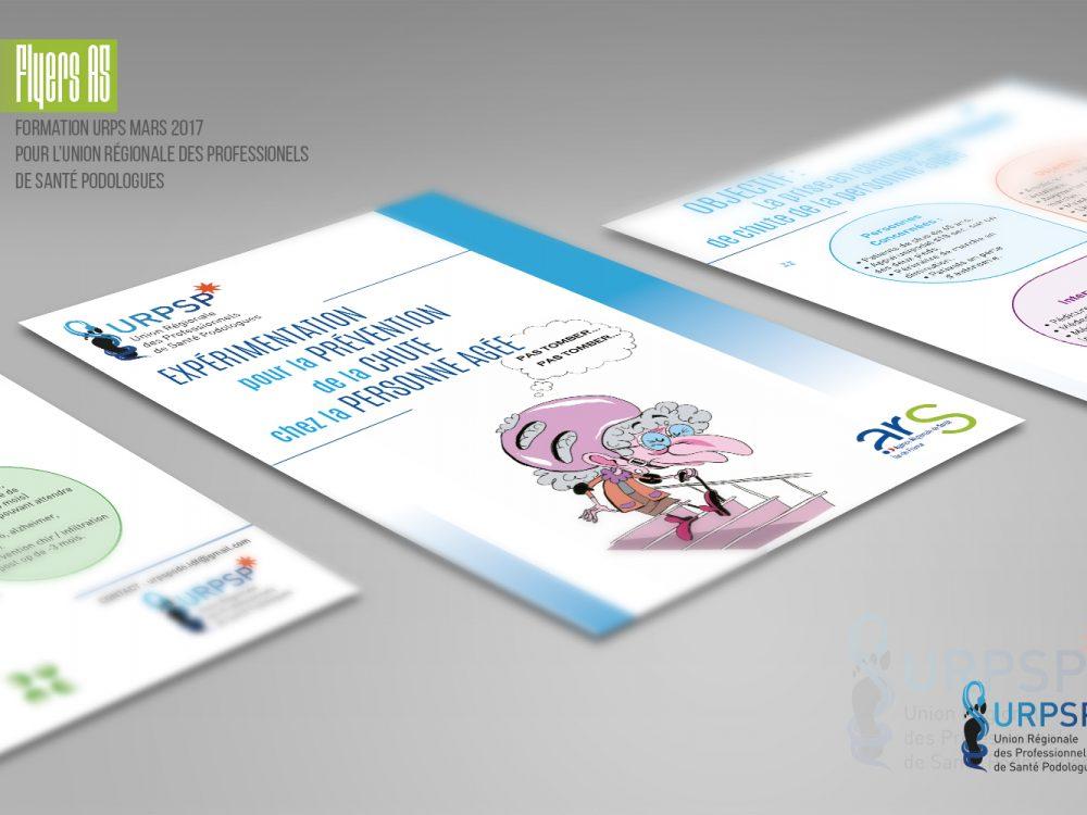 Flyer URPS Idf