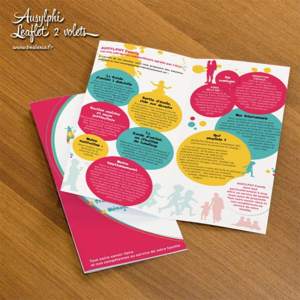 Leaflet Ausylphi